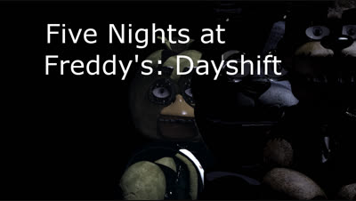 Jogar Five Nights at Freddy's: Dayshift Gratis Online