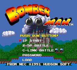 Bomberman TG