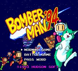 Bomberman '94 TG