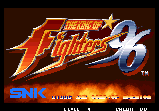 The King of Fighters '96 (NGH-214)