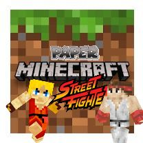 Street Fighter Minecraft 1.2