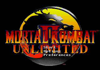 Jogar Mortal Kombat II Unlimited – Enhanced Colors Gratis Online