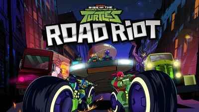 Road Riot – TMNT