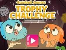 Trophy Challenge: Gumball