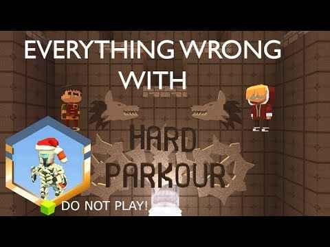Jogar Kogama: Utour Hard Parkour Gratis Online