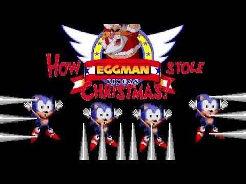 Sonic – How Eggman Stole Christmas