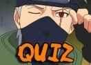 Quiz Naruto: Acha que sabe tudo sobre o Kakashi?