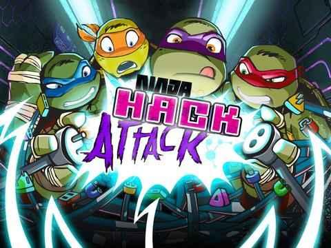 TMNT: Ninja Hack Attack
