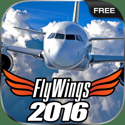 Jogar Flight Simulator – FlyWings 2016 Gratis Online