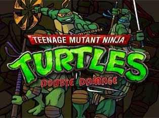 Jogar Teenage Mutant Ninja Turtles – Double Damage Gratis Online