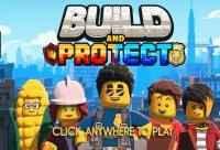Lego: Construa e proteja