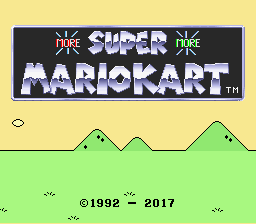 More Super Mario Kart by LHP