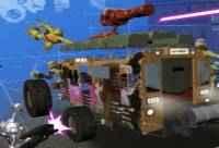 TMNT: Batalha de Construção