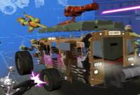 Jogar TMNT: Batalha de Construção Gratis Online