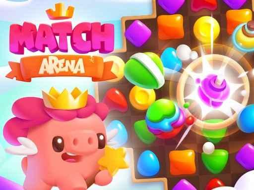 jogar Match Arena gratis online