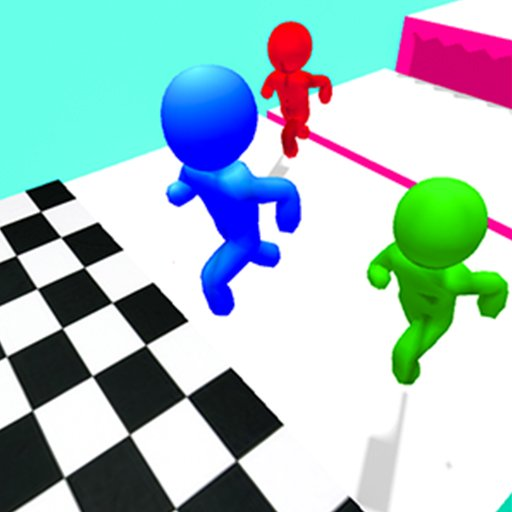 jogar Stickman Race 3D gratis online