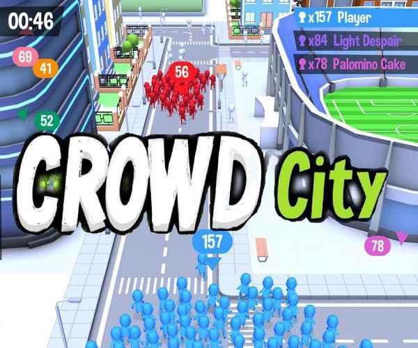 Running Crowd City GM