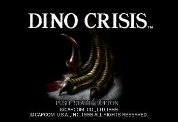 Dino Crisis (PSX)