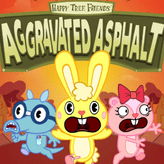 jogar Happy Tree Friends: Aggravated Asphalt gratis online