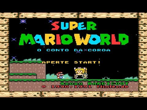 Super Mario World: O Conto da Coroa