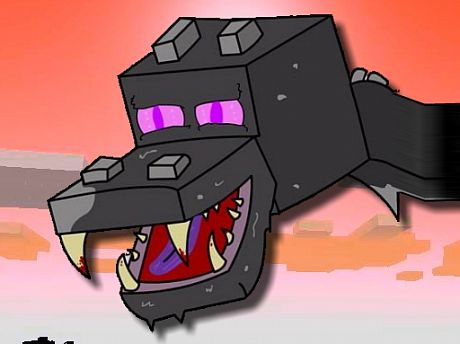 Jogar Minecraft Ender Dragon Adventure Gratis Online