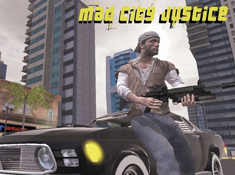 Jogar Mad City Justice Sand Boxed Gratis Online