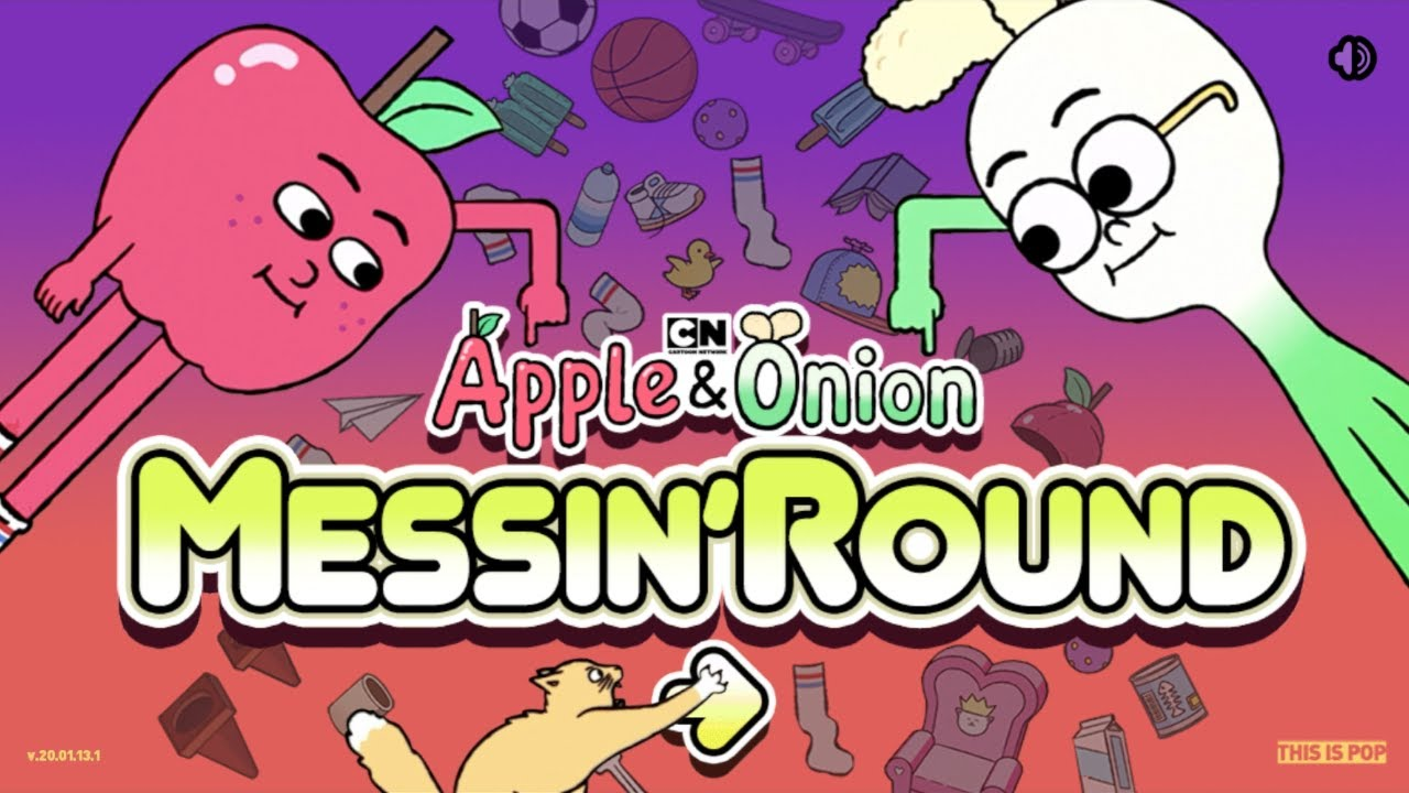 Apple and Onion Messin Around