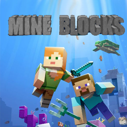 Mine Blocks 2D Minecraft In Flash