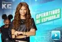 KC agente: Espião Operando