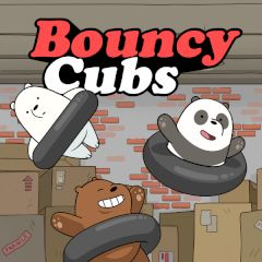 Jogar We Bare Bears Bouncy Cubs Gratis Online
