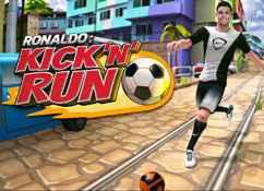 Ronaldo Kick 'n Run