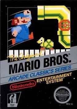 Jogar The Original Mario Bros Gratis Online