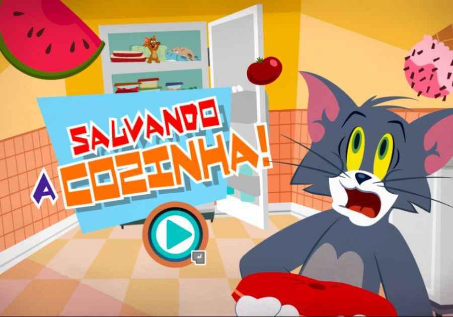Tom & Jerry: Salvando a Cozinha