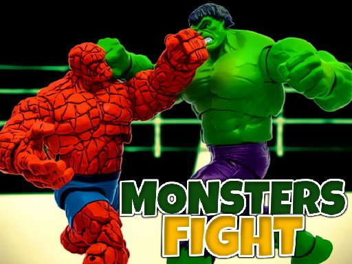 jogar Monsters Fight gratis online