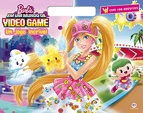 Jogar Barbie – Mundo de Video Game Gratis Online