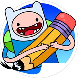 jogar Adventure Time Heroes gratis online