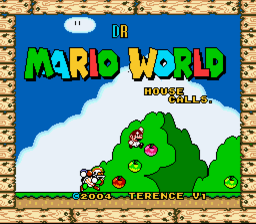 Dr. Mario World: House Calls