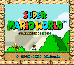 Super Mario World DX Rebuild