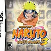 Naruto – Ninja Council 3 – NDS