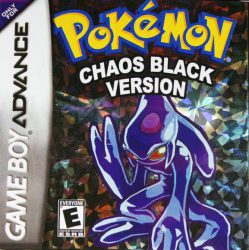 Jogar Pokemon Chaos Black Hacked Gratis Online
