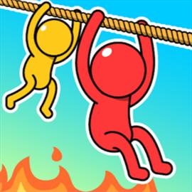 jogar Rope Help Hero gratis online