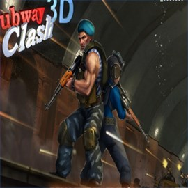 Subway Clash War Multiplayer