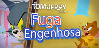 Tom & Jerry: Fuga Engenhosa