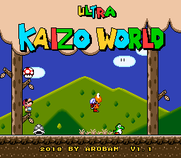 ULTRA KAIZO WORLD