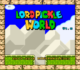 Lord Pickle World