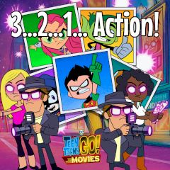 Teen Titans Go! 3…2…1… Action!
