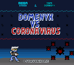 Super Mario World Hacks domenyX vs Coronavirus