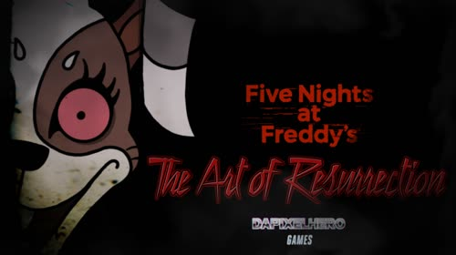 Five Night's at Freddy's: TAoR Test Build