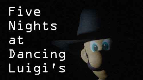 Jogar Five Nights at Dancing Luigi's Gratis Online