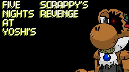 Five Nights at Yoshi's: Scrappy's Revenge DEMO